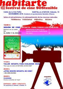 cartel_PROGRAMA_infantil_Santalla_HABITARTE_VIII_2